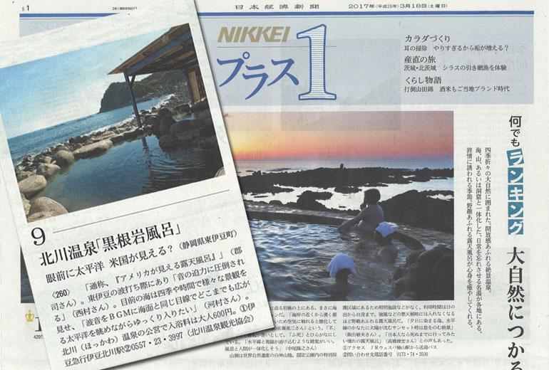 nikkei プラス1